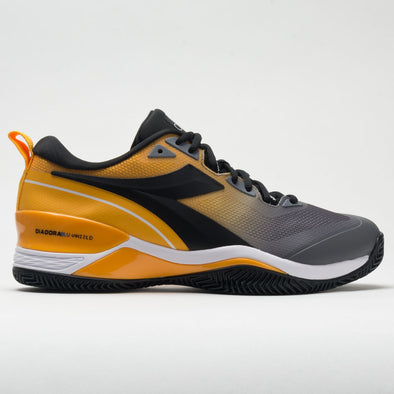 Diadora Speed Blushield 5 Clay Men's Saffron/Black/Quite Shade