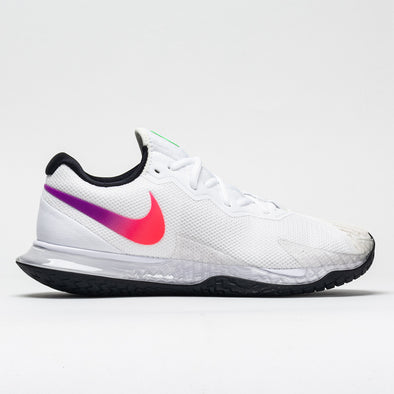 Nike Air Zoom Vapor Cage 4 Men's Summite White/Black/Electro Green