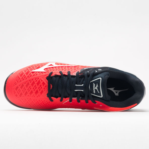 Mizuno Wave Exceed Tour 4 AC Men's Ignition Red/White