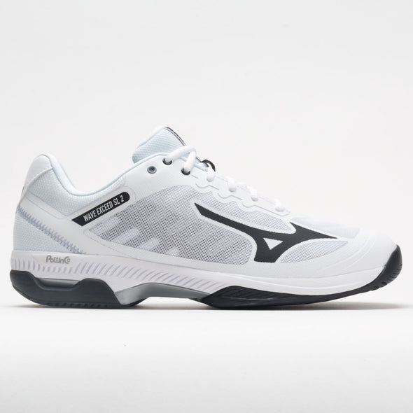 Mizuno Wave Exceed SL 2 AC Men's White/Black