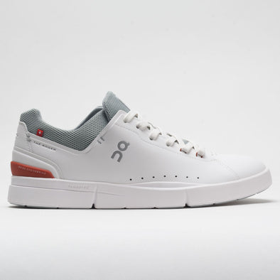 On The Roger Advantage Men's White/Flare