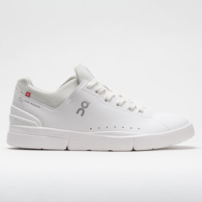 On The Roger Advantage Men's All White