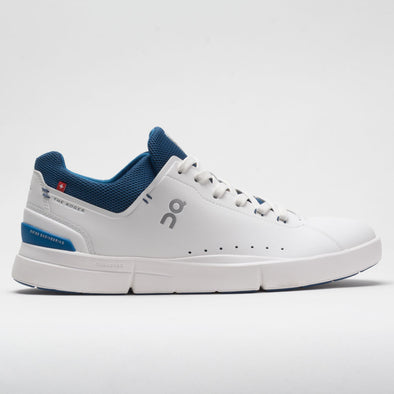On The Roger Advantage Men's White/Cobalt