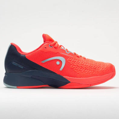 HEAD Revolt Pro 3.5 Neon Red/Dress Blue