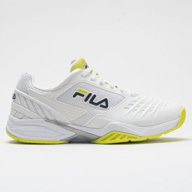 Fila Axilus 2 Energized Women's White/Fila Navy/Wild Lime