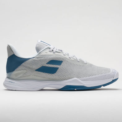 Babolat Jet Tere Men's White/Saxony Blue