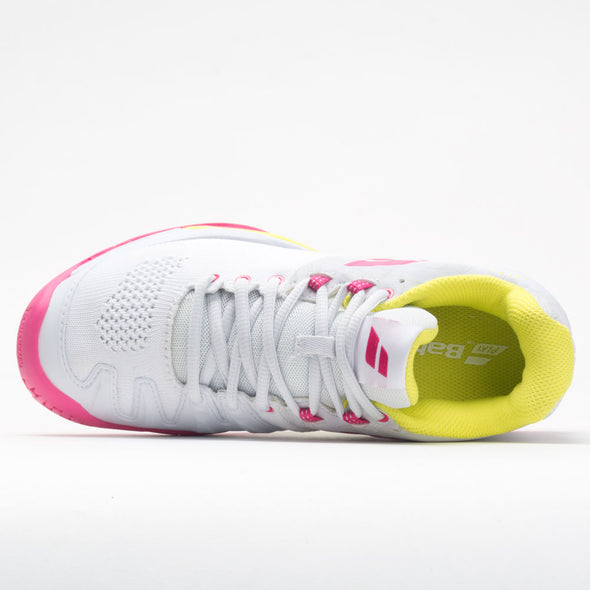 Babolat Propulse Blast Women's White/Red Rose