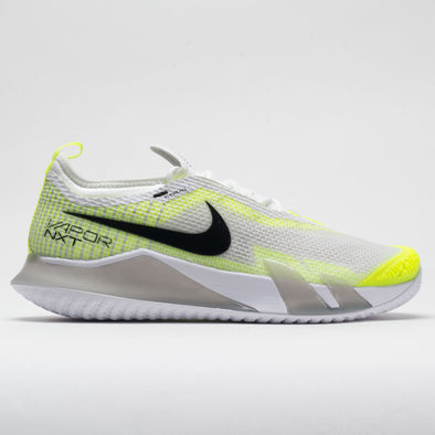 Nike React Vapor NXT Men's Grey Fog/Black/White/Volt