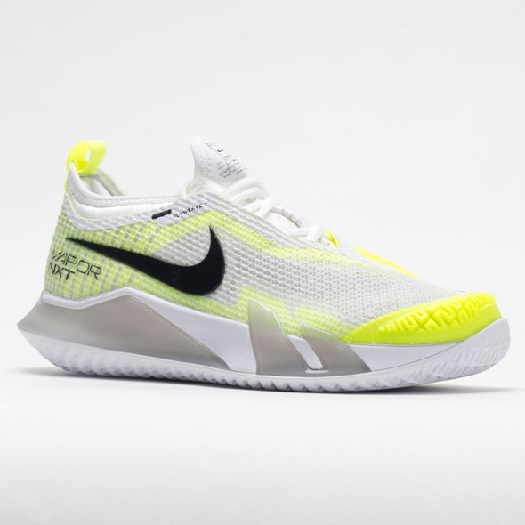 Nike React Vapor NXT Women's Grey Fog/Black/White/Volt