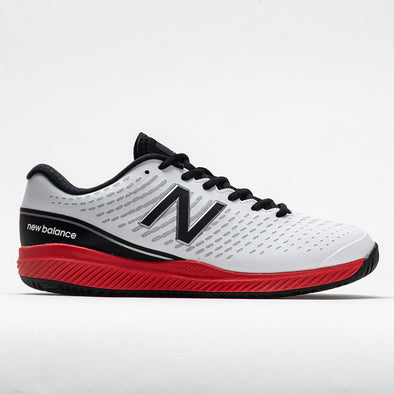 New Balance 796v2 Men's White/Velocity Red/Black