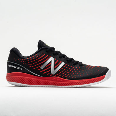 New Balance 796v2 Men's Black/Velocity Red/Bleached Lime Glo