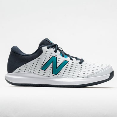 New Balance 696v4 Men's White/Thunder/Virtual Sky
