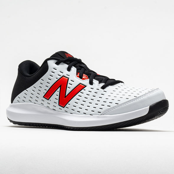New Balance 696v4 Men's White/Ghost Pepper