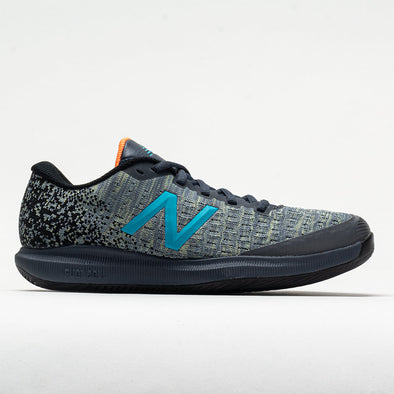 New Balance 996v4 Women's Ocean Gray/Citrus Punch
