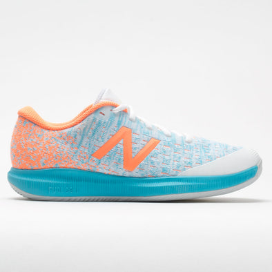 New Balance 996v4 Women's White/Citrus Punch