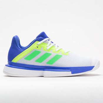 adidas SoleMatch Bounce Men's Sonic Ink/Screaming Green/Signal Green (Item #116308)