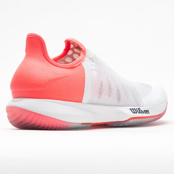 Wilson Kaos Mirage Women's White/Fiery Coral/Soothing Sea