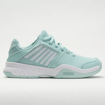 K-Swiss Court Express Women's Icy Morn/White/Icy Morn (Item #116399)