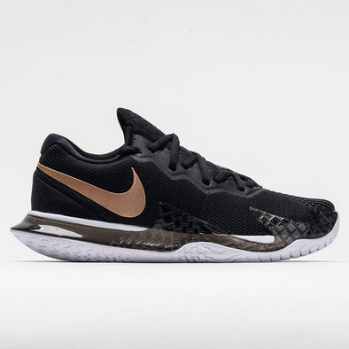 Nike Air Zoom Vapor Cage 4 Women's Black/Metallic Red Bronze
