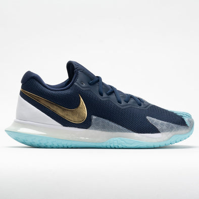 Nike Air Zoom Vapor Cage 4 Men's Obsidian/Metallic Gold/Copa