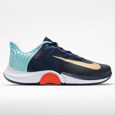 Nike Air Zoom GP Turbo Men's Obsidian/Metallic Gold/Copa