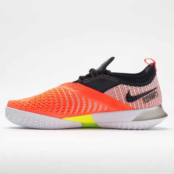 Nike React Vapor NXT Men's White/Black/Hyper Crimson/Volt