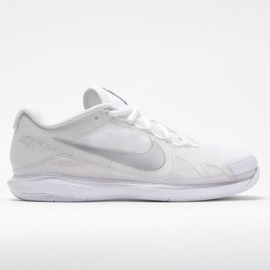 Nike Air Zoom Vapor Pro Women's White/Metallic Silver