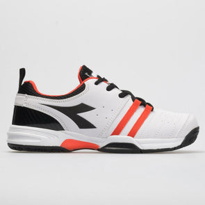 Diadora S Fly 2 Junior White/Black/Grenadine