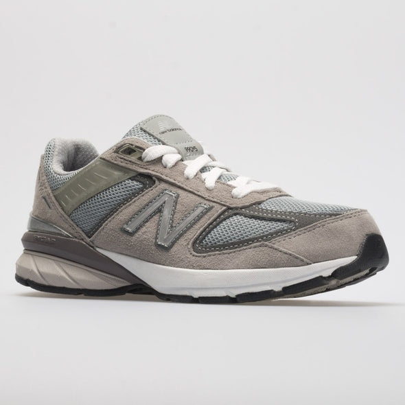 New Balance 990v5 Junior Gray