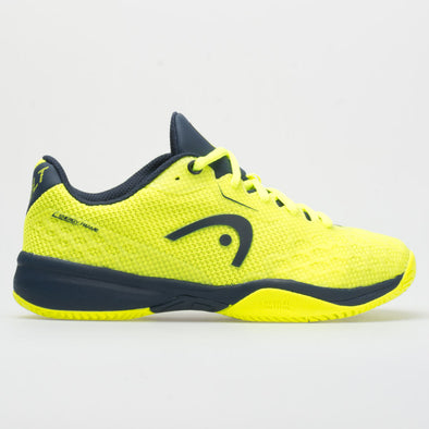 HEAD Revolt Pro 3.0 Junior Dark Blue/Neon Yellow