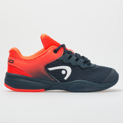 HEAD Sprint 3.0 Junior Midnight Navy/Neon Red