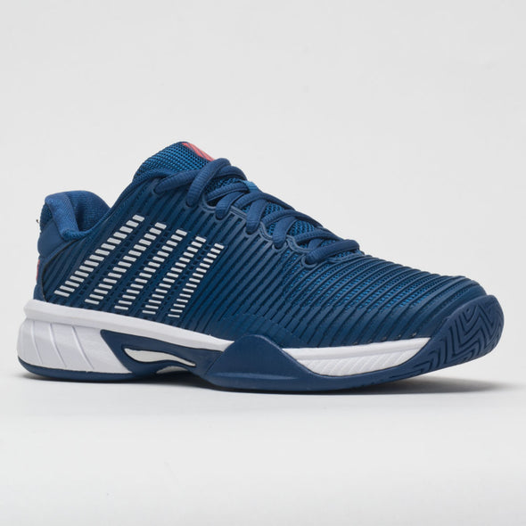 K-Swiss Hypercourt Express 2 Junior Dark Blue/White/Bittersweet