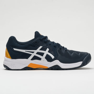 ASICS GEL-Resolution 8 Junior French Blue/White