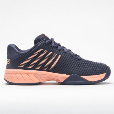 K-Swiss Hypercourt Express 2 Junior Graystone/Peach Nectar