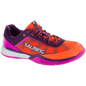 Salming Viper 4 Women's Purple/Orange