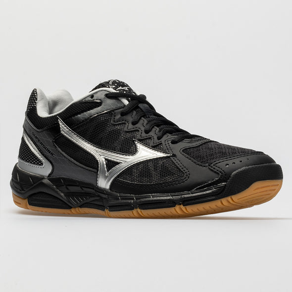 Mizuno Wave Supersonic Women's Black/Silver