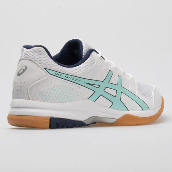 ASICS GEL-Rocket 8 Women's White/Icy Morning