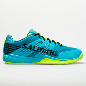 Salming Viper 5 Men's Blue Atol/New Fluo Green