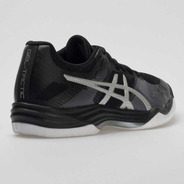 ASICS GEL-Tactic Women's Black/Silver