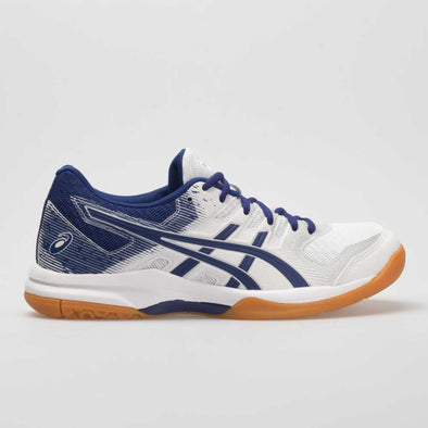 ASICS GEL-Rocket 9 Women's White/Dive Blue