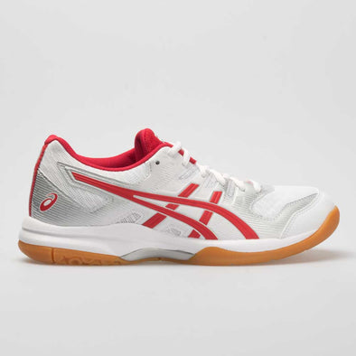 ASICS GEL-Rocket 9 Women's White/Classic Red
