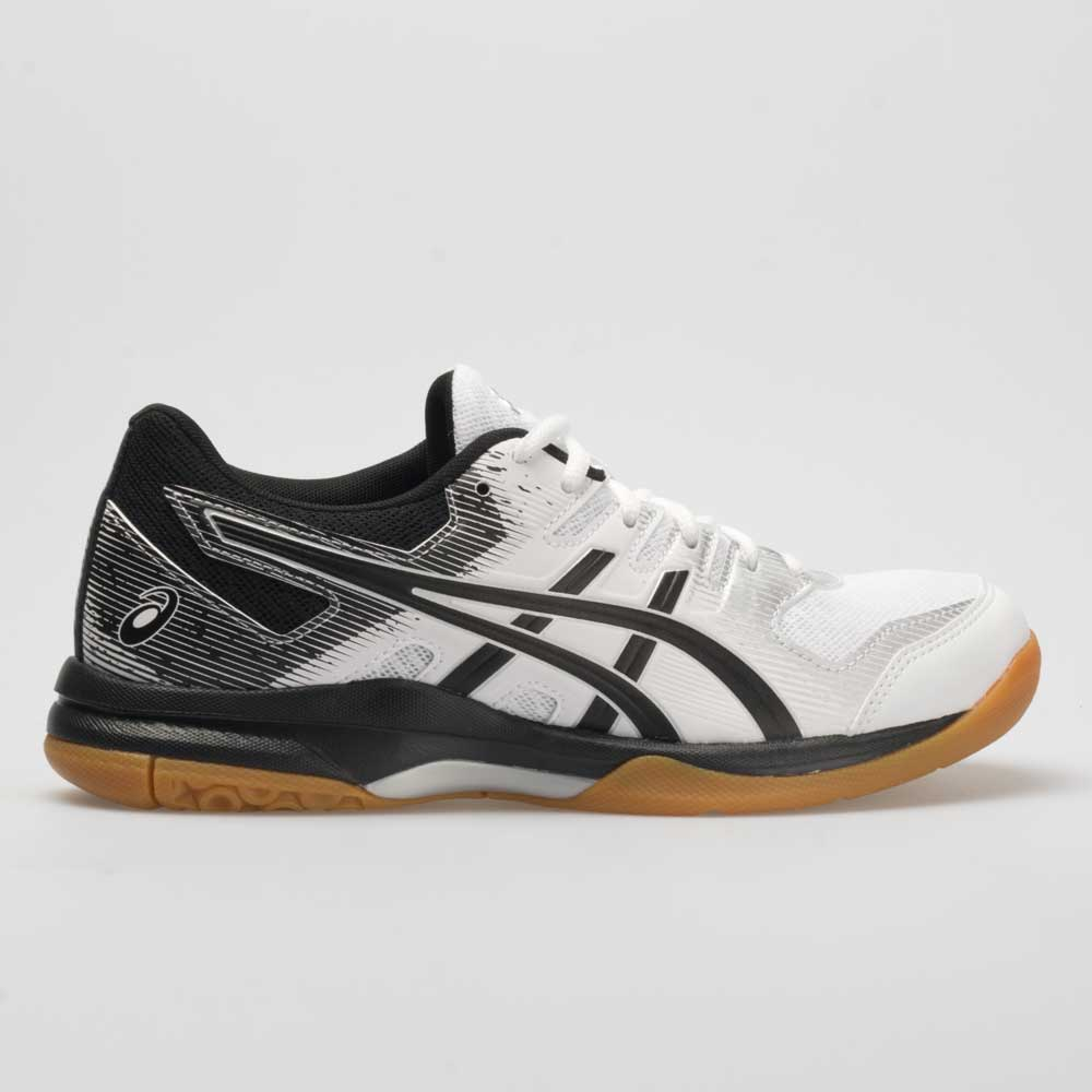 on sale select for authentic new design ASICS GEL-Rocket 9 Women's White/Black