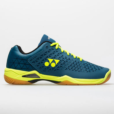 Yonex Power Cushion Eclipsion X Men's Turquoise/Yellow