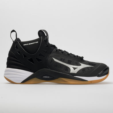 Mizuno Wave Momentum Mid Men's Black/Silver