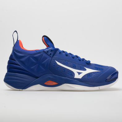 Mizuno Wave Momentum Men's Royal/ Orange