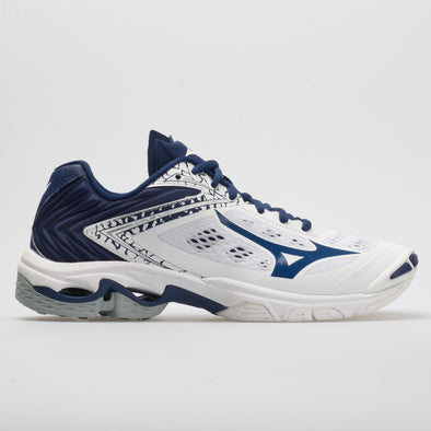 Mizuno Wave Lightning Z5 Women's White/Navy