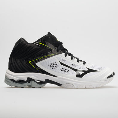 Mizuno Wave Lightning Z5 Mid Men's White/Black