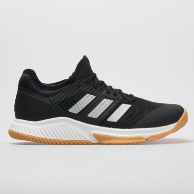 adidas Court Team Bounce Women's Core Black/Silver Metallic/Gum
