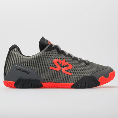 Salming Hawk Men's Gunmetal/Lava Red