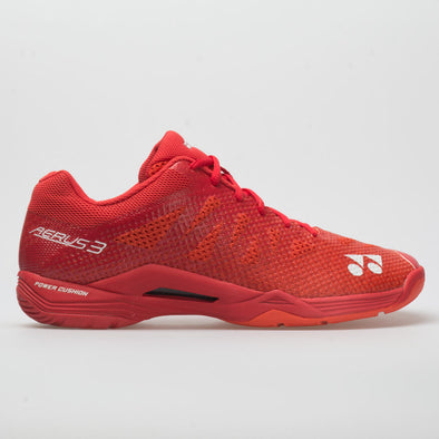 Yonex Power Cushion Aerus 3 MX Men's Red